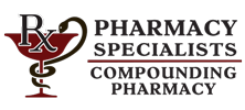 Pharmacy Specialists Compounding Pharmacy Logo